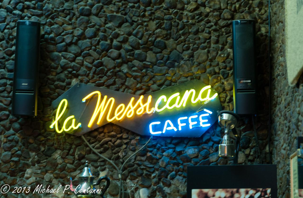 La Messicana - awesome cafe