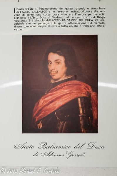 Aceto Balsamico Del Duca Di Grosoli A. Srl