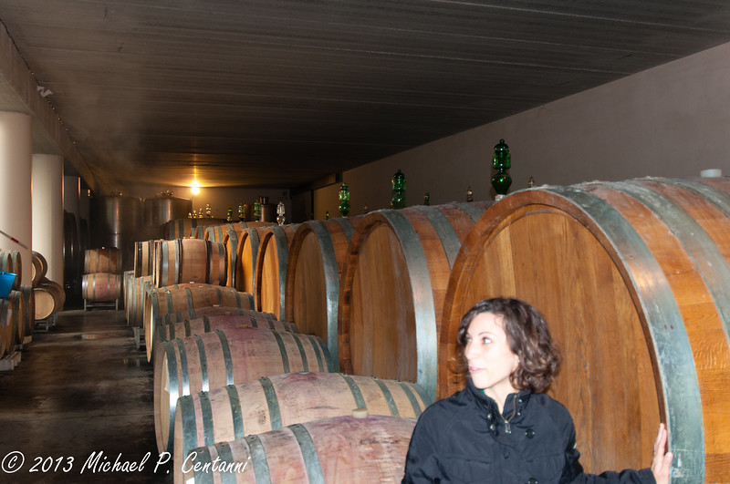 The cellars of GDVajra
