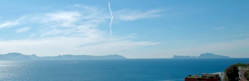 Sorrento and Capri, 7 September 2007