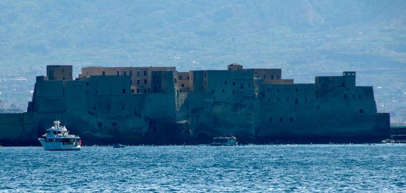 Castel dell'Ovo, Naples, 7 September 2007 1