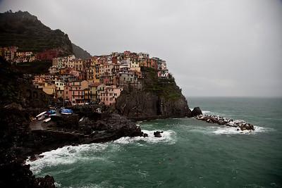 Italy - Manarola