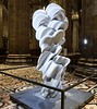 Milan cathedral, 9 June 2015 5.  Sir Tony Cragg's Paradosso sculpture.
