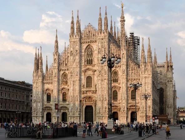 Milan cathedral, 9 June 2015 1.