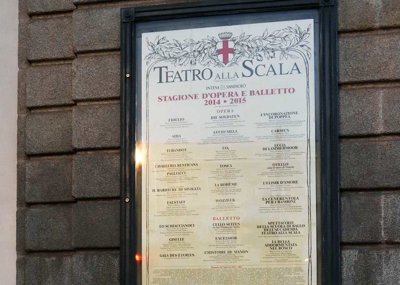 La Scala opera house, Milan, 9 June 2015 2.