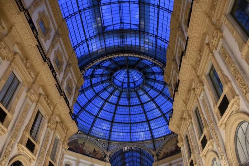 Victor Emanuel II arcade, Milan, 9 June 2015 2.