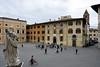 Piazza dei Cavalieri, Pisa, 19 April 2015