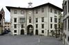 Palazzo dell'Orologia, Pisa, 19 April 2015