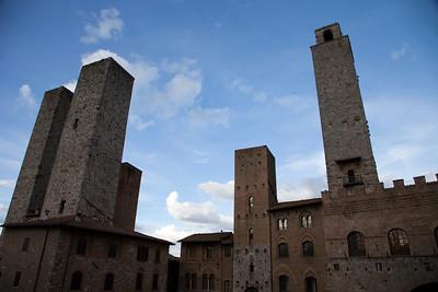 Italy - San Gimignano