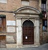 Synagogue, Vicolo delle Scotte, Siena, 17 April 2017 1.