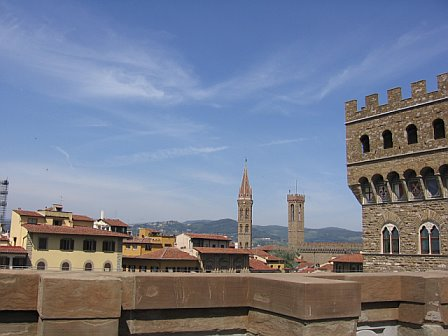 Florence skyline / Gina's Photos