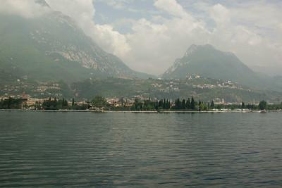 Maderno, Lake Garda / Karen Perrin Photo