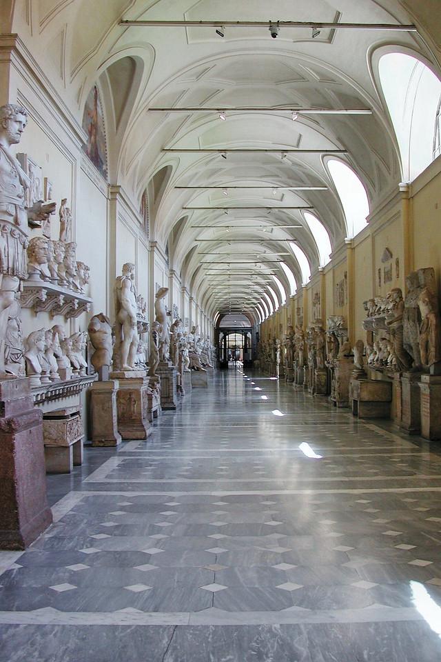 Vatican Museum / Karen Perrin Photo