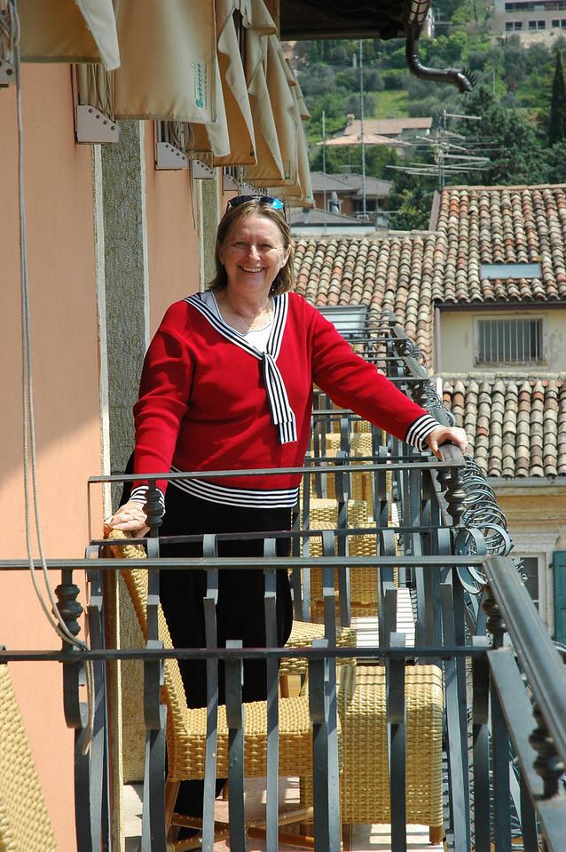 Karen / Hotel Gardesana, Lake Garda