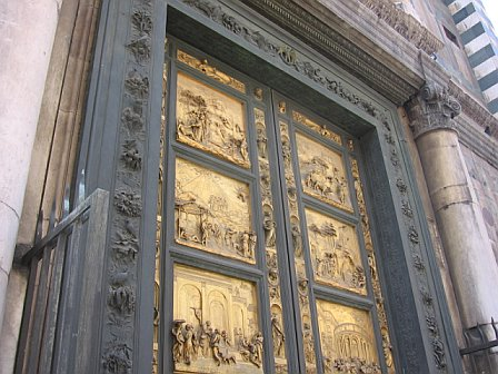 East Doors of the Baptistry, Florence / Gina's Photos
