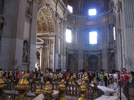 St. Peter's / Gina's Photos