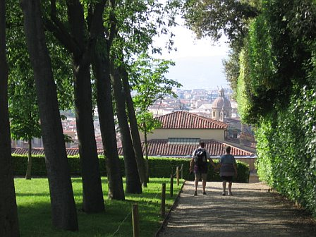 Boboli Gardens, Florence / Gina's Photos