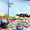 "Ischia Fishing Nets, Italy 15"" x 22"" Price: $175. Unframed"