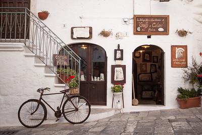 Ostuni Shop ~ Italy