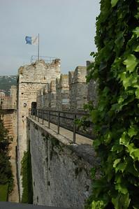 Castello Scaligero, 14th century, Torri del Benaco