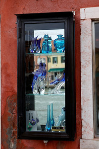Murano, famous for it's glass.
