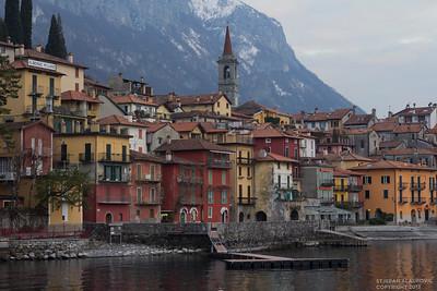 Lake Cuomo  (Varenna & Bellagio)