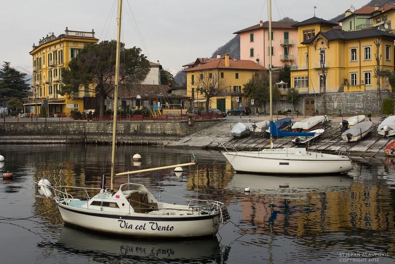 Varenna, Italy Bay