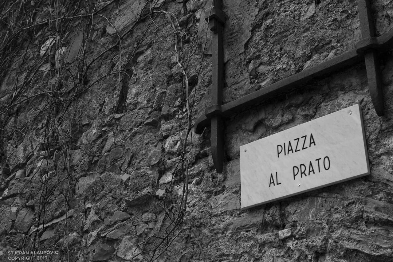 Piazza al Prato in Varenna