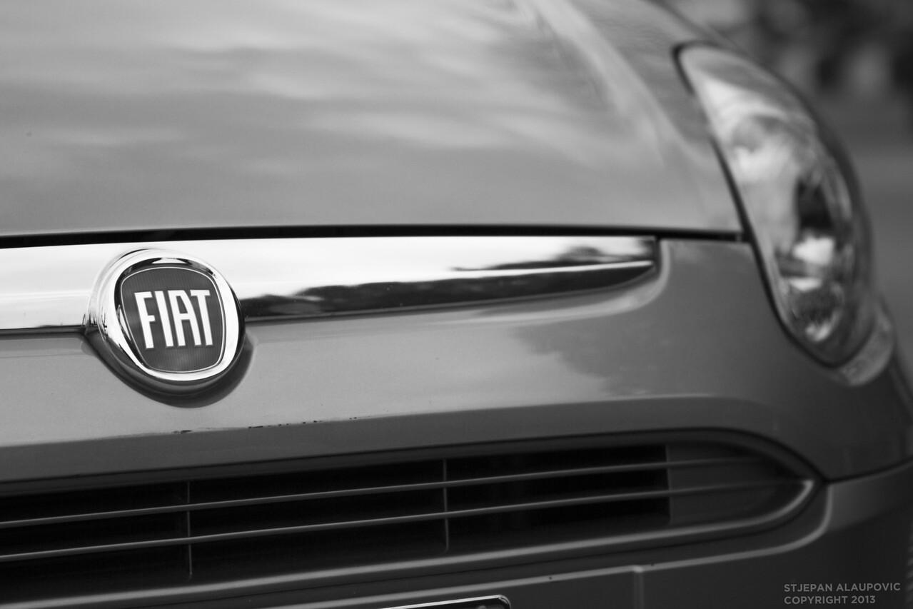 Fiat in Bellagio