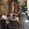 Lunch, Bellagio, Lake Como