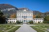 Villa Sola Cabiati near the Lake Como village of Tremezzo, Lombardy, Italy, Europe.
