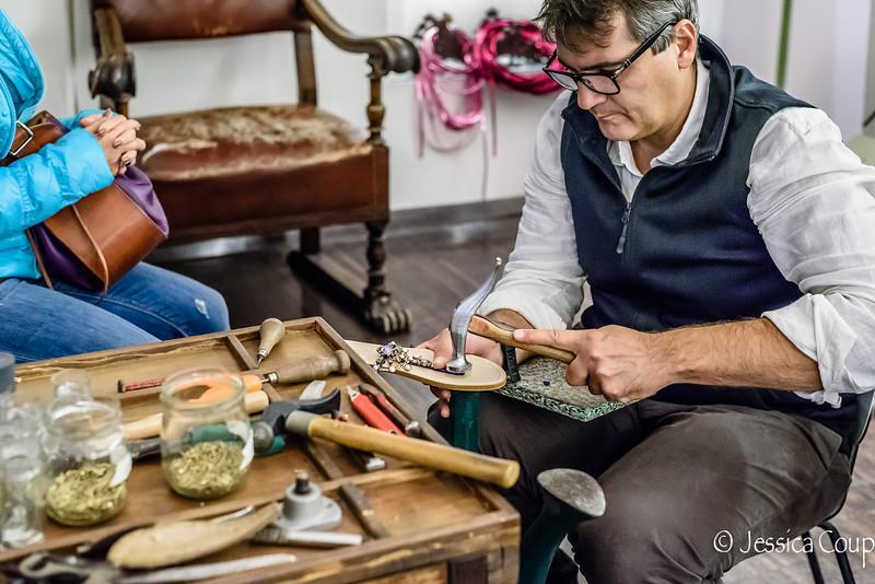 Shoemaker at Di San Giacomo