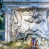Fountain by Villa Borghese