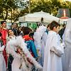 Parade at the Vatican