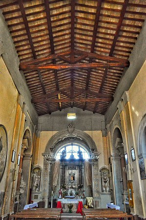 """""""Chiesa del Gesu"""" - Calcata, Italia"""