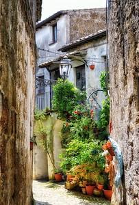 """""""Calcata Stroll"""" - Calcata, Italia"""
