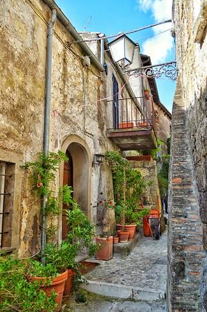 """""""Calcata Calling"""" - Calcata, Italia"""