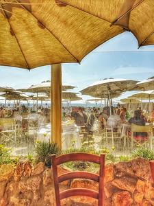 """Stabilimento La Playa Ristorante"" - Fregenae - Italia"