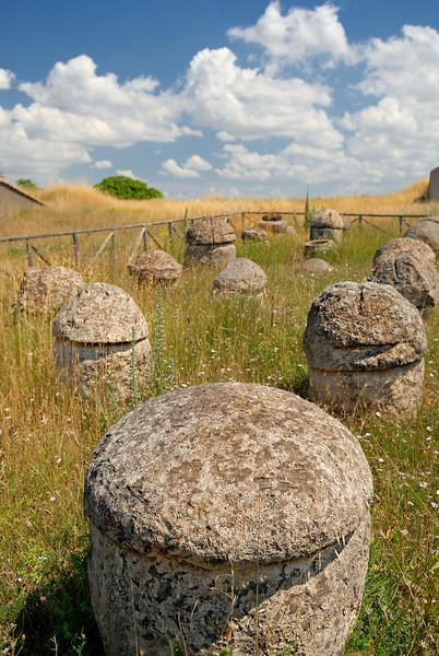 Tarquinia Etruscan Bowls