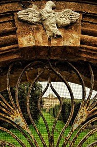 """""""Bird's Eye View"""" - Villa Aldobrandini - Frascati, Italia"""