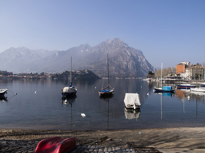 Lecco, Italy, March 2013, Photo Martin Bager