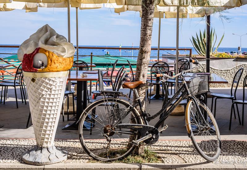 Gelato Bike