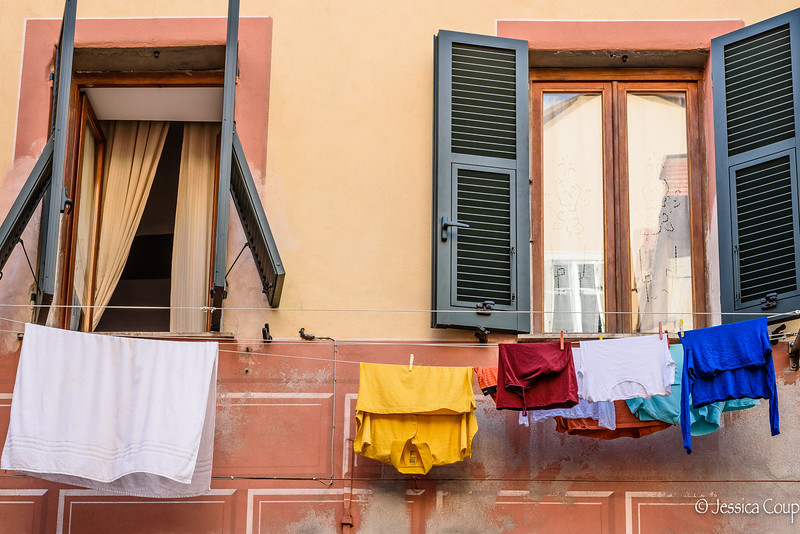 Colors Out to Dry