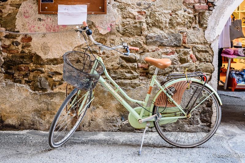 Stone Wall Bike