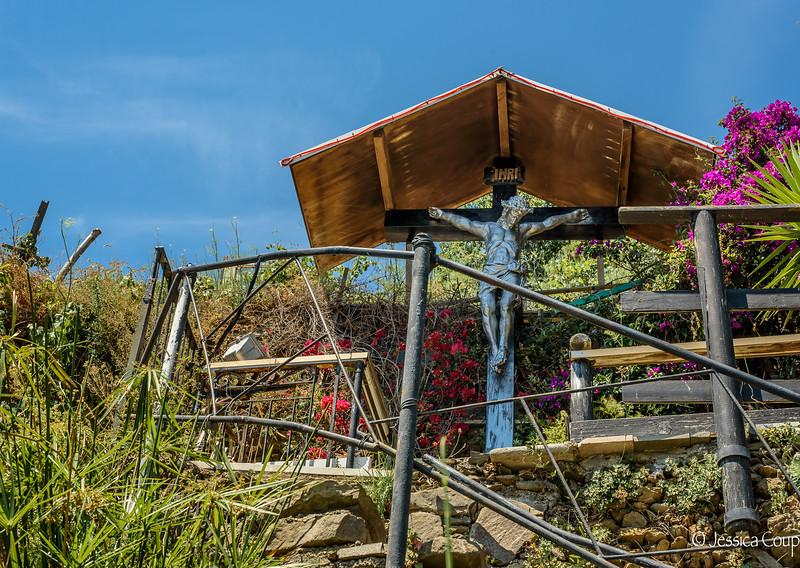 Shrine in the Vineyard