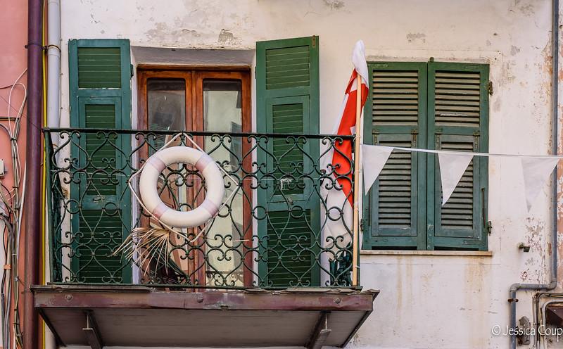 Sailor's Balcony