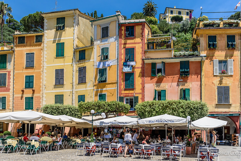 Lunch on the Piazzetta