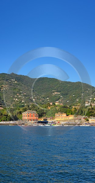 Rapallo Liguria Port Ship Yacht Boat Harbour Ocean Fog Cloud Art Prints Art Printing Grass - 002328 - 23-08-2007 - 4251x8166 Pixel