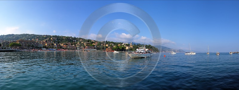 Santa Margherita Ligure Port Fine Art Landscapes Famous Fine Art Photographers Stock Photos Lake - 002005 - 15-08-2007 - 11065x4171 Pixel