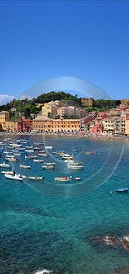 Sestri Levante Port Ocean Boat Beach Flower Summer What Is Fine Art Photography Sunshine Animal - 002077 - 17-08-2007 - 4560x9628 Pixel